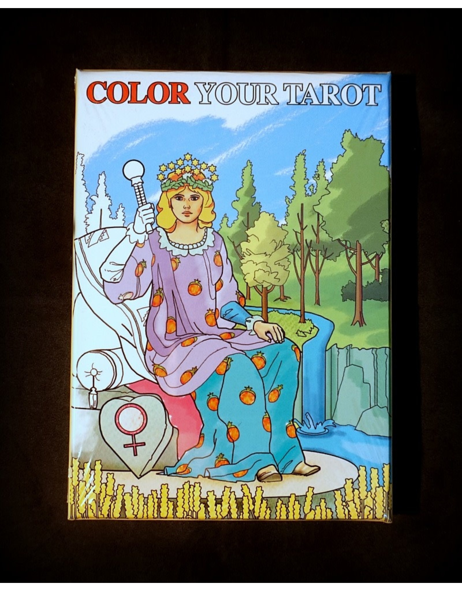 Color Your Tarot