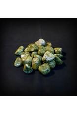 Epidote Tumbled Stone