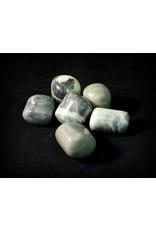 Infinite Serpentine Tumbled Stone