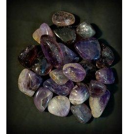 Maraba Amethyst Tumbled Stone