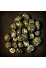 Nephrite Tumbled Stone