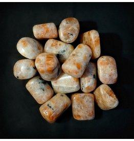 Sunstone Large Tumbled Stone