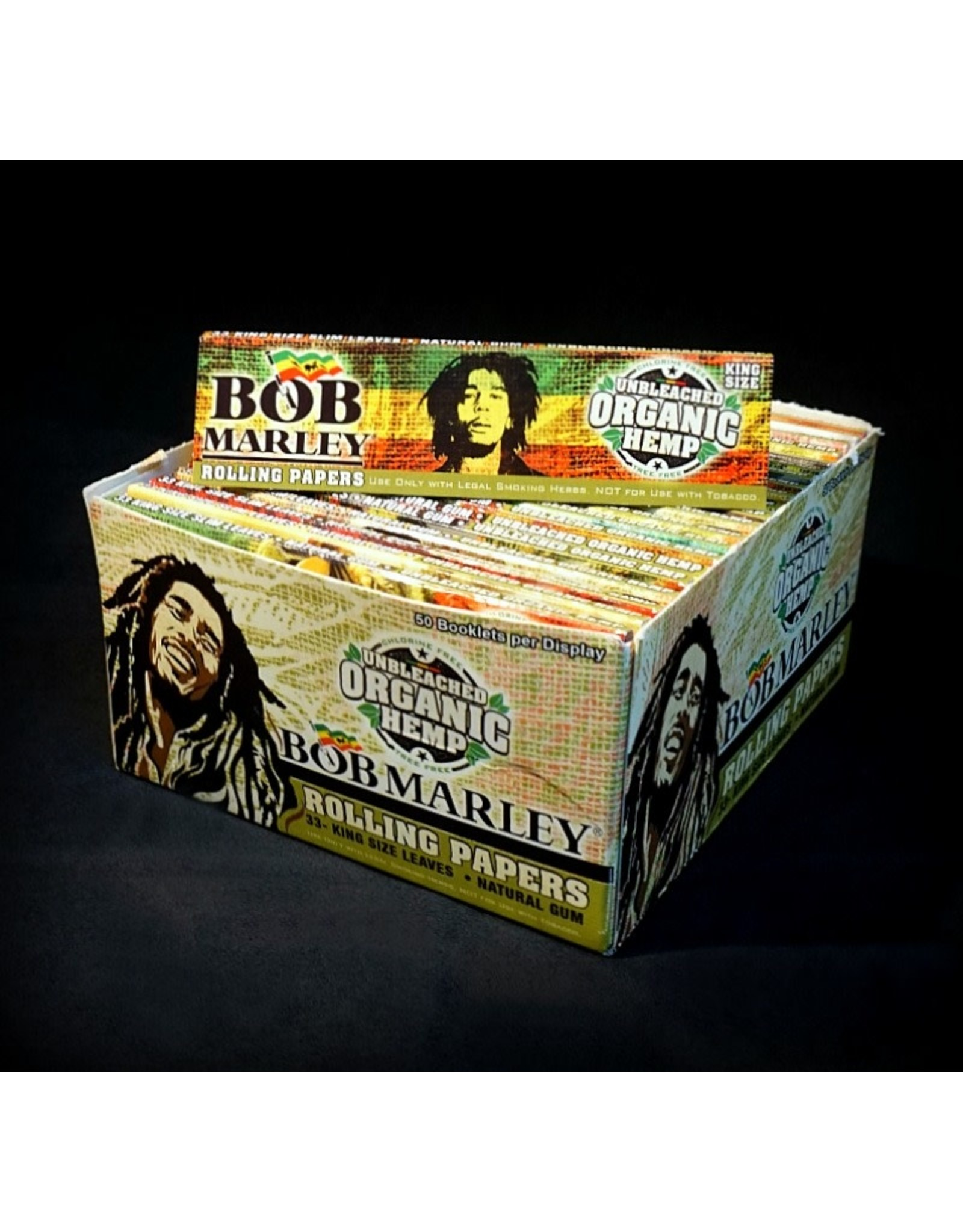 Bob Marley Papers Bob Marley Papers KS Organic