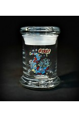 420 Science 420 Science Jars XSmall Fire Bud Pop Top