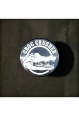 "Croc Crusher Croc Crusher 2.0"" 4pc - Gun Metal"