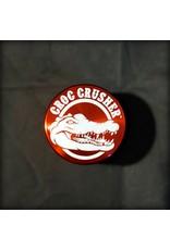 """Croc Crusher Croc Crusher 2.0"""" 4pc - Red"""