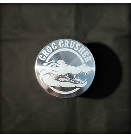 """Croc Crusher 2.0"""" 4pc - Silver"""