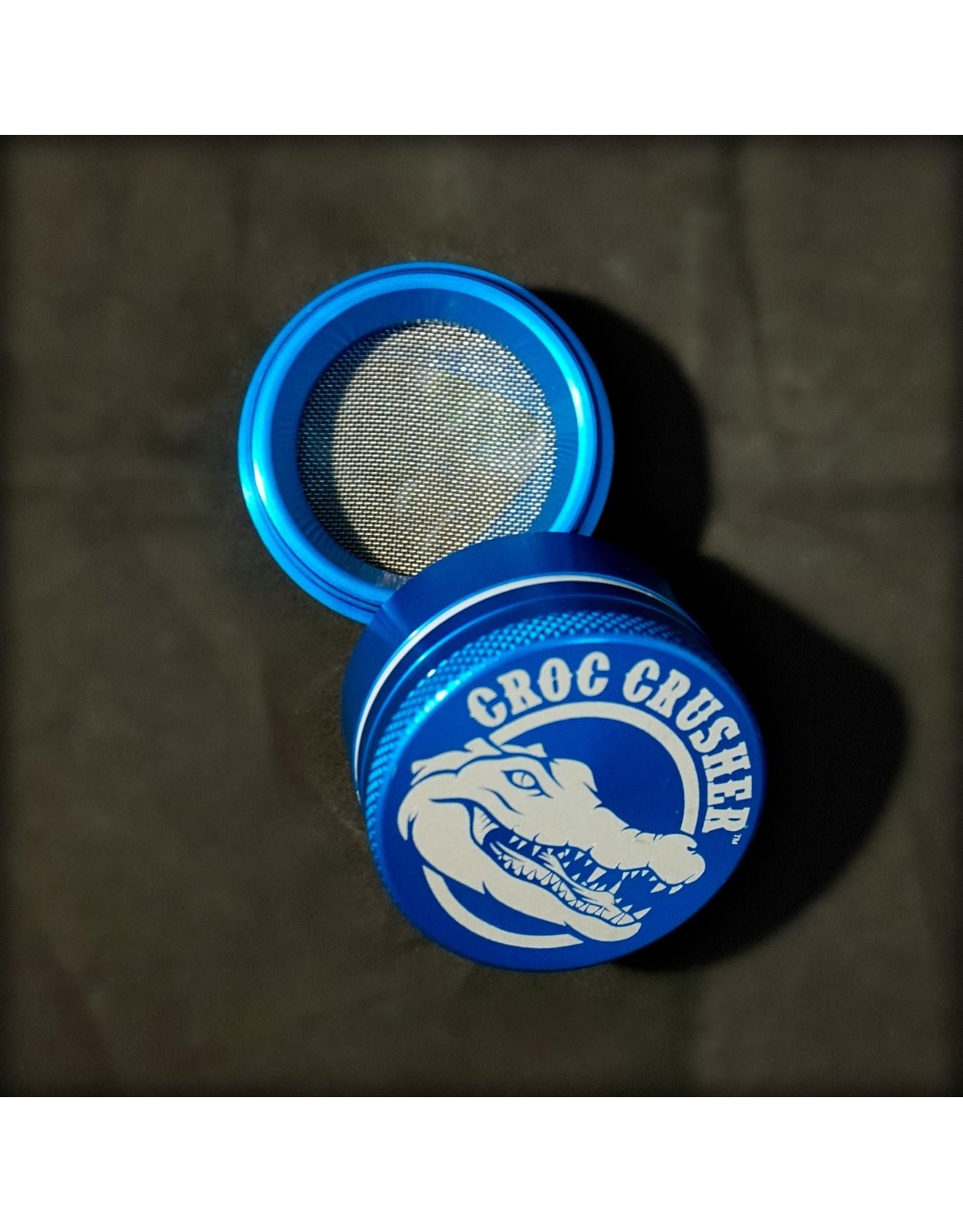 "Croc Crusher Croc Crusher 1.5"" 4pc - Turquoise"