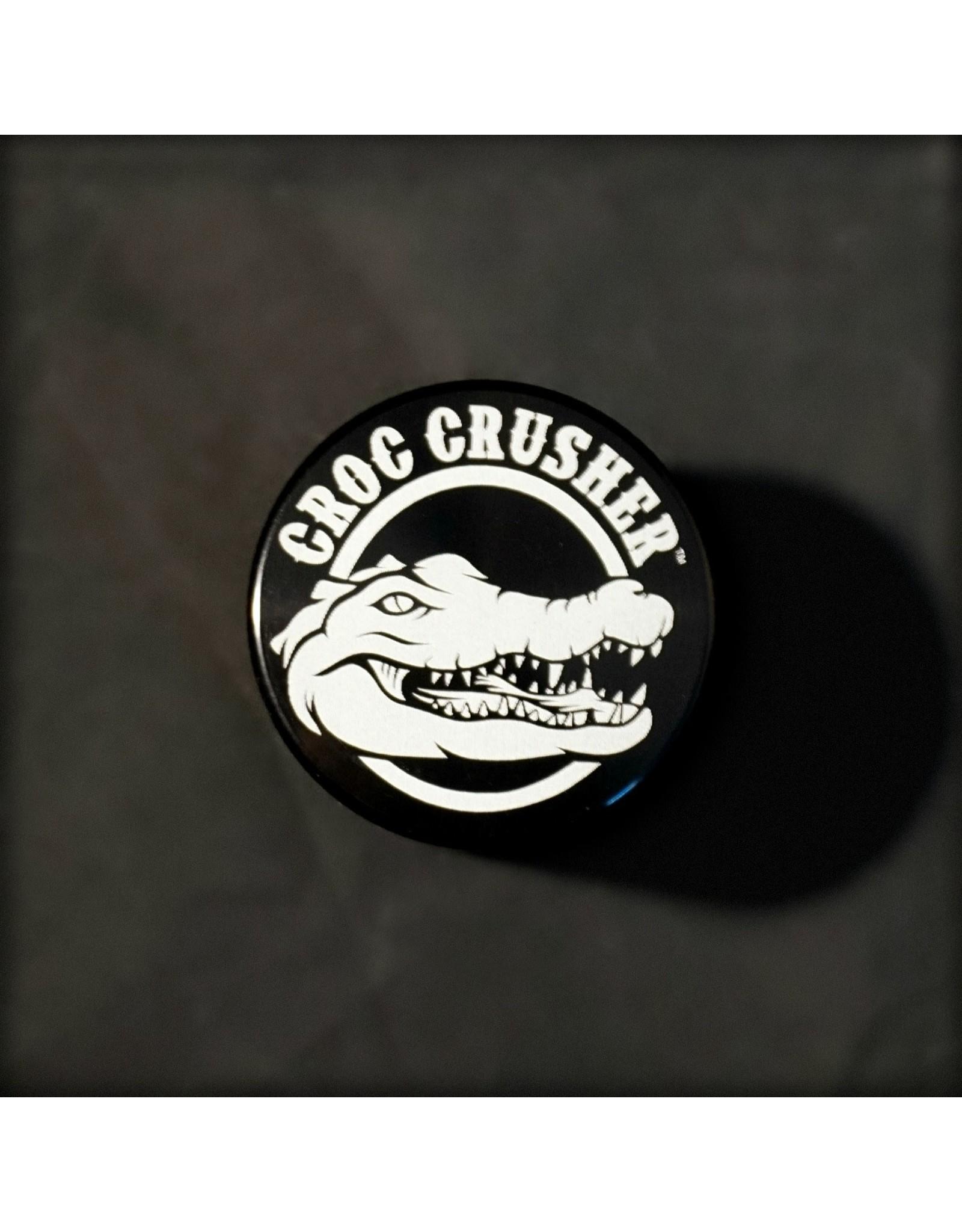 """Croc Crusher Croc Crusher 1.5"""" 4pc - Black"""