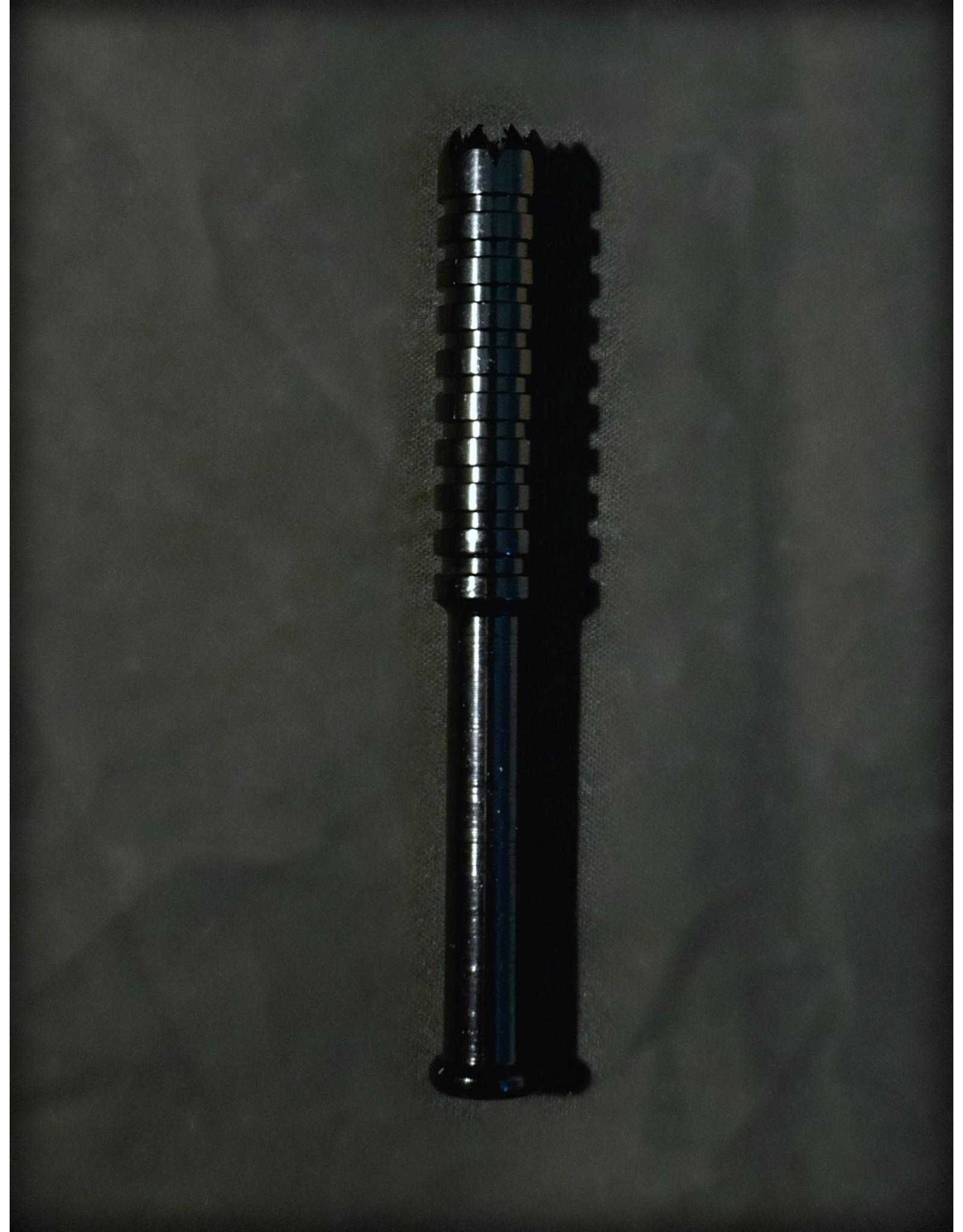 Large Anodized Digger Taster - Black