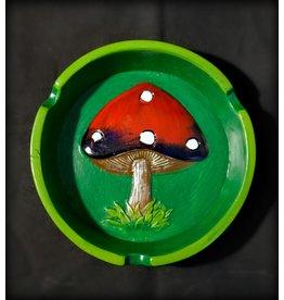 Round Mushroom Ashtray