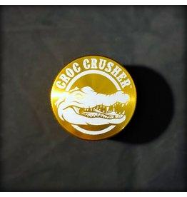 """Croc Crusher 2.0"""" 4pc - Gold"""