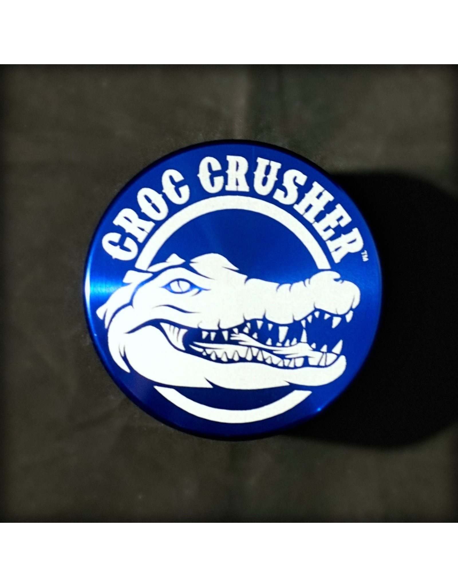 """Croc Crusher Croc Crusher 2.0"""" 4pc - Blue"""