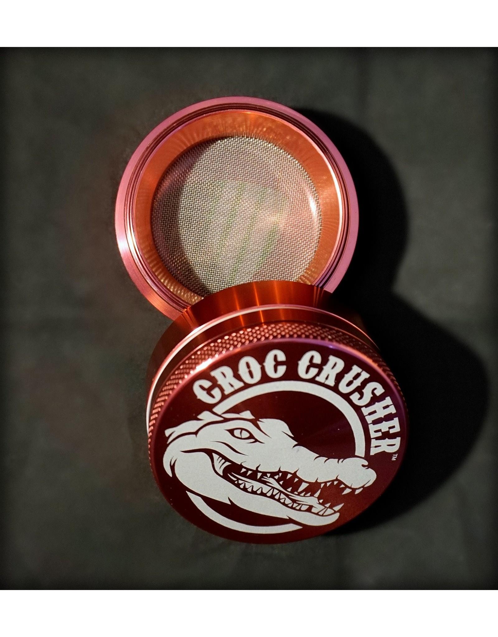 """Croc Crusher Croc Crusher 2.0"""" 4pc - Pink"""