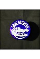 """Croc Crusher Croc Crusher 2.0"""" 4pc - Purple"""