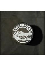 """Croc Crusher Croc Crusher 2.0"""" 4pc - Gray"""