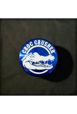 """Croc Crusher Croc Crusher 2.2"""" 4pc - Blue"""