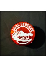 "Croc Crusher Croc Crusher 2.2"" 4pc - Red"