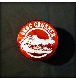 """Croc Crusher Croc Crusher 2.2"""" 4pc - Red"""