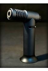 """EverTech Cigar Lighter Refillable Butane Torch - Gunmetal 6"""""""
