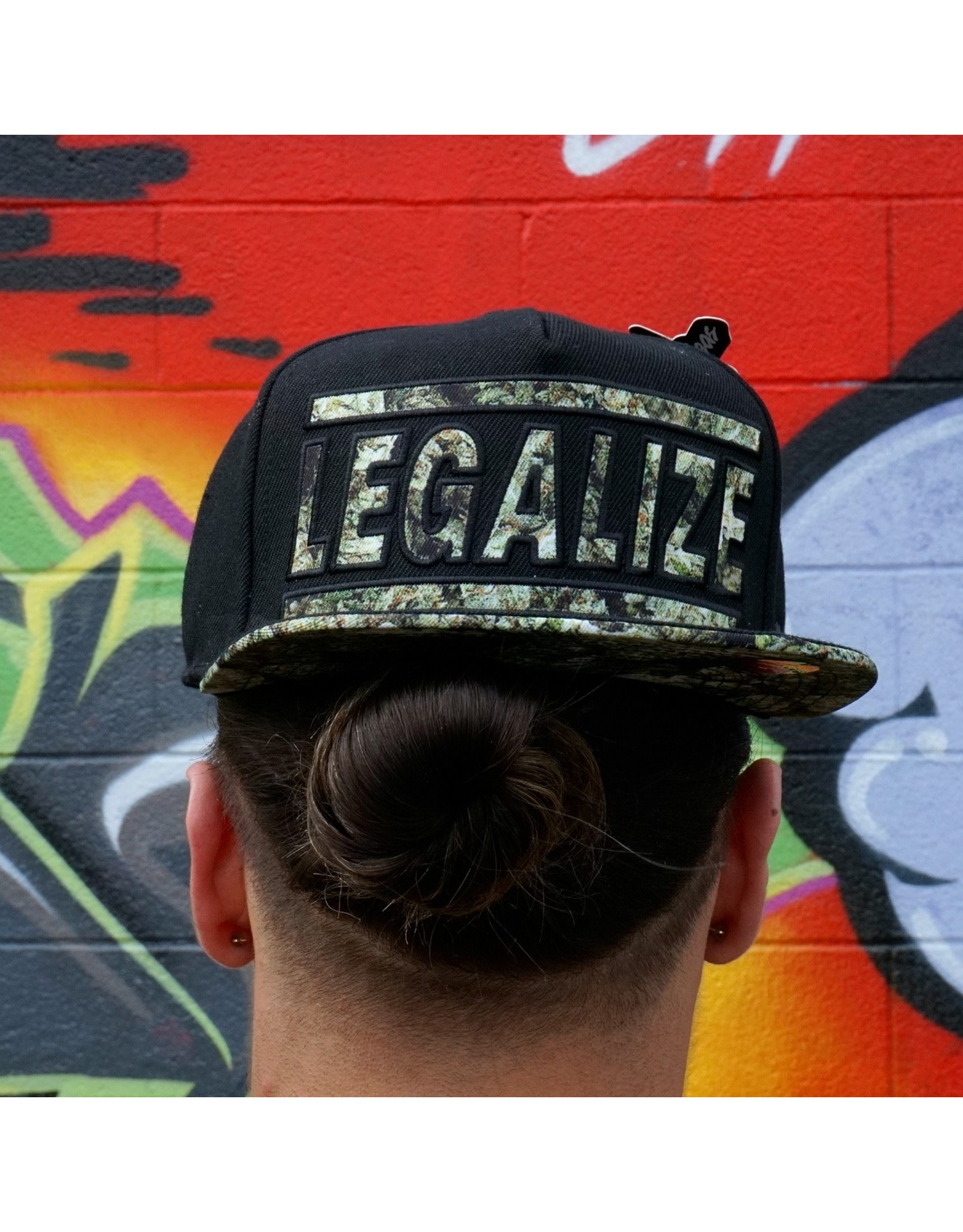 No Bad Ideas Snapback - Legalize