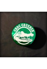 "Croc Crusher Croc Crusher 2.2"" 4pc - Green"