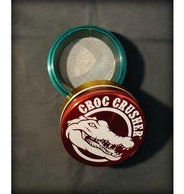 "Croc Crusher Croc Crusher 2.2"" 4pc - Rasta"