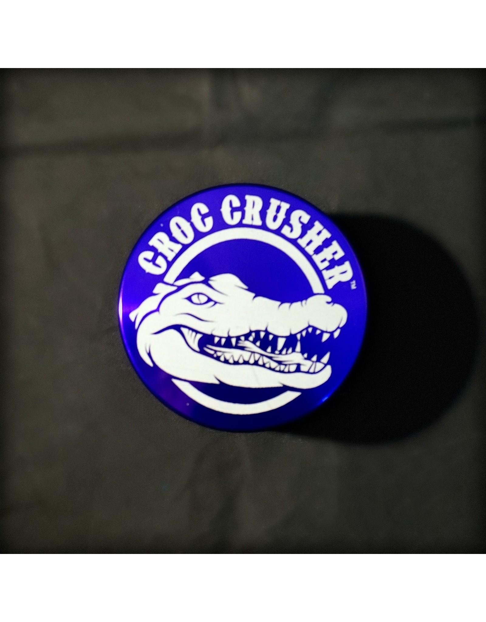 """Croc Crusher Croc Crusher 2.2"""" 4pc - Purple"""