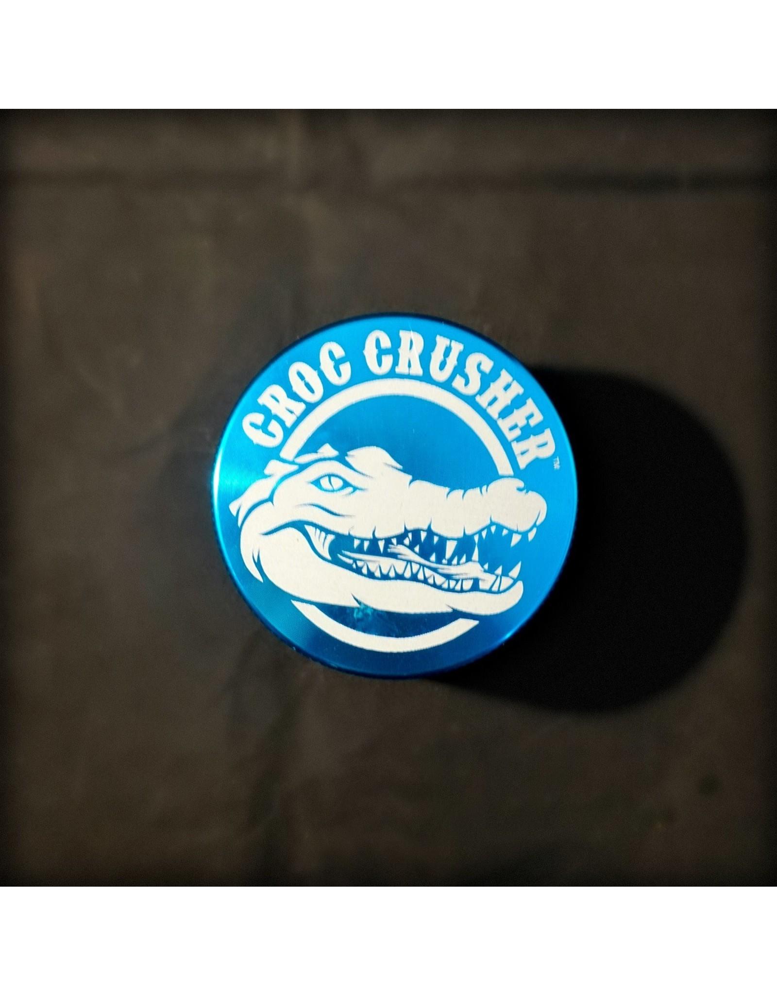 "Croc Crusher Croc Crusher 2.2"" 4pc - Turquoise"