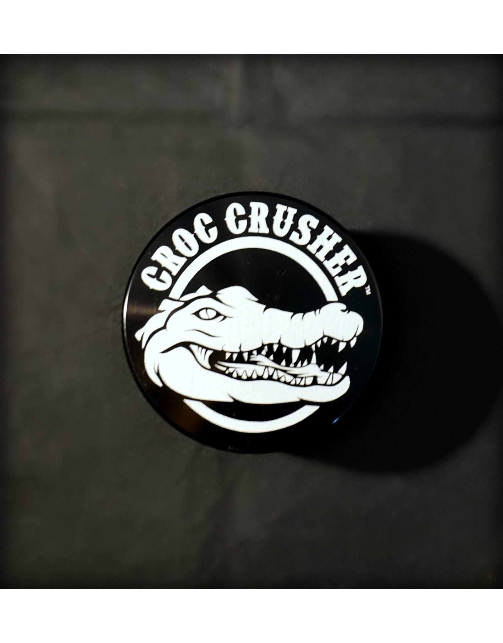 """Croc Crusher Croc Crusher 2.2"""" 4pc - Black"""