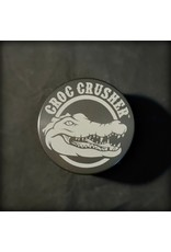 "Croc Crusher Croc Crusher 2.2"" 4pc - Gray"