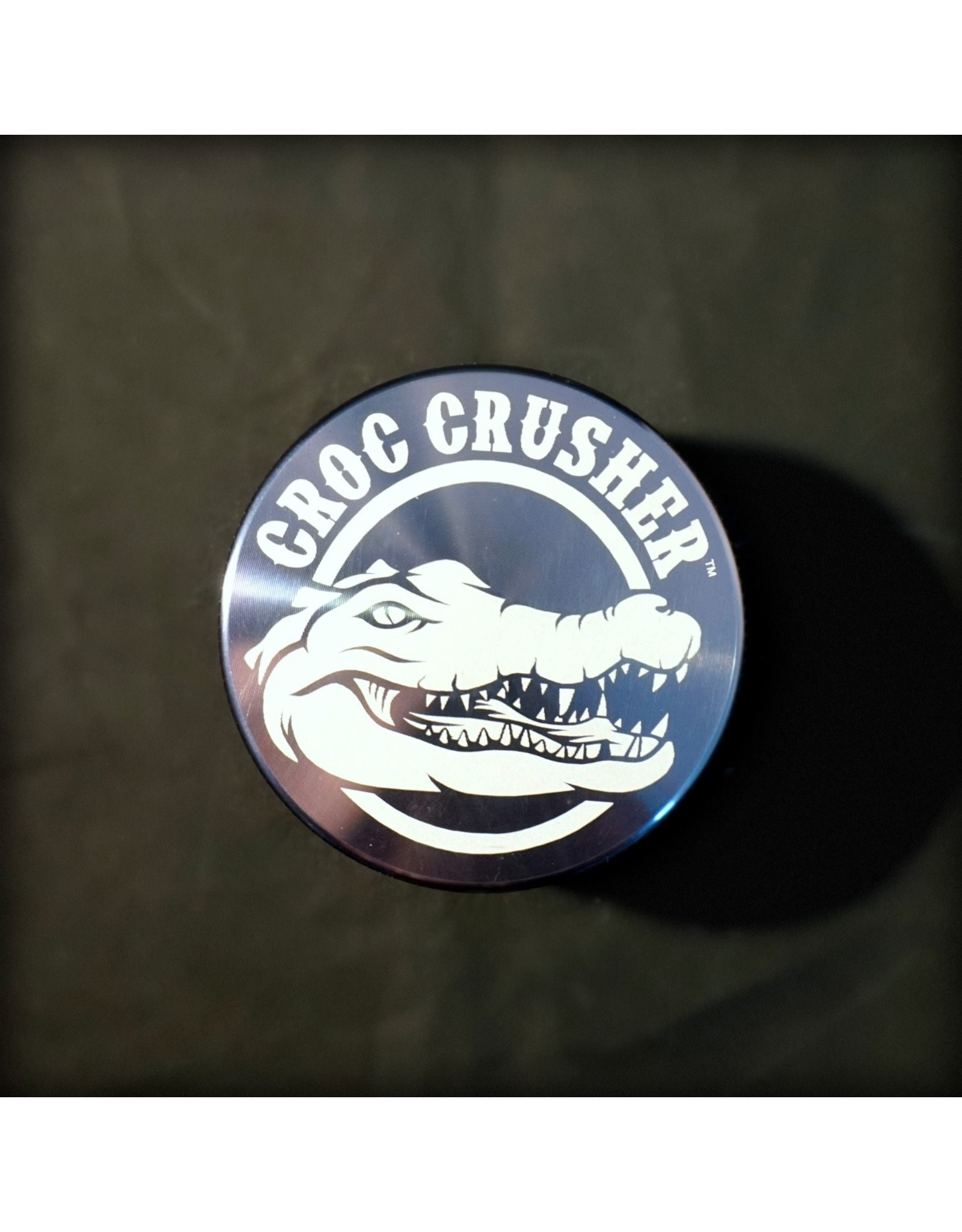 "Croc Crusher Croc Crusher 2.2"" 4pc - Gun Metal"