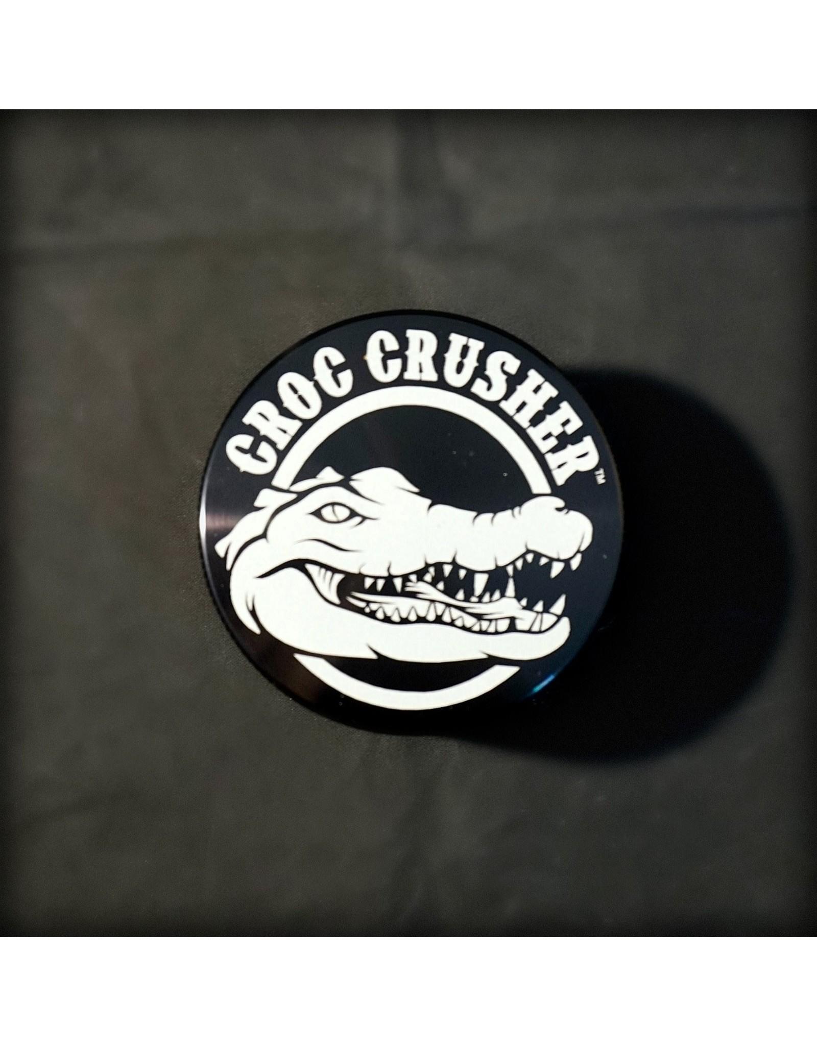 """Croc Crusher Croc Crusher 2.5"""" 4pc - Black"""