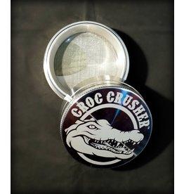 """Croc Crusher Croc Crusher 2.5"""" 4pc - Silver"""