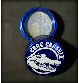 "Croc Crusher Croc Crusher 2.5"" 4pc - Blue"