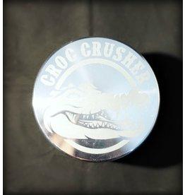 """Croc Crusher Croc Crusher 3.0"""" 4pc - Silver"""