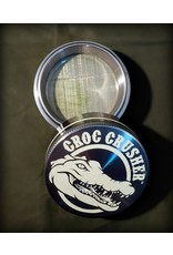 "Croc Crusher Croc Crusher 2.5"" 4pc - Gun Metal"