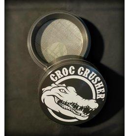 """Croc Crusher Croc Crusher 2.5"""" 4pc - Gray"""