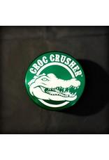 "Croc Crusher Croc Crusher 2.5"" 4pc - Green"