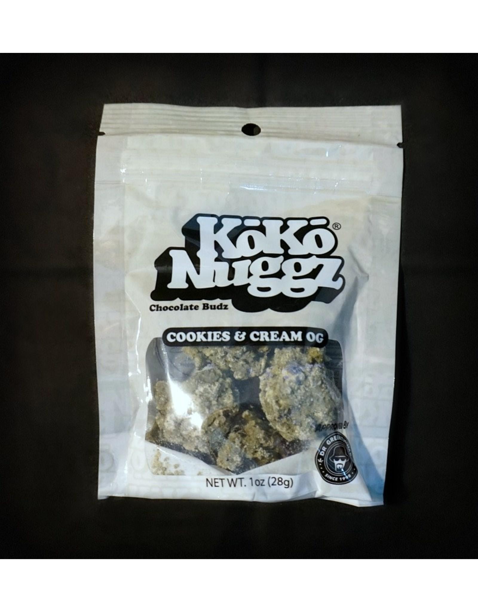 Koko Nuggz Koko Nuggz Cookies and Cream
