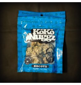Koko Nuggz Koko Nuggz Biscotti