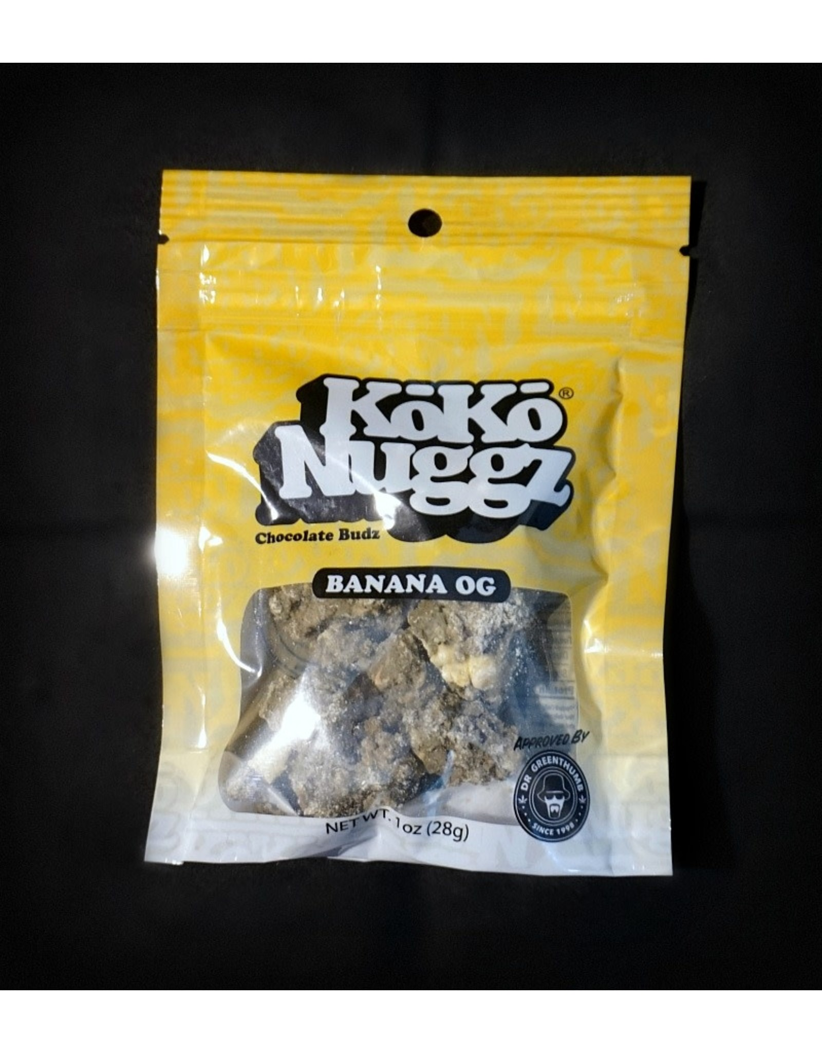Koko Nuggz Koko Nuggz Banana OG