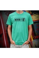 Be Lit - Never Not Lit Green Shirt - Medium