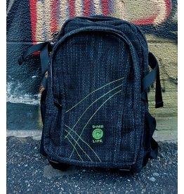 Dime Bags Dime Bags Backpack - Black
