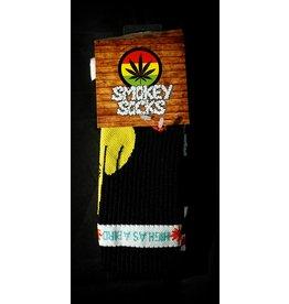 Smokey Socks - High As A Bird With Black