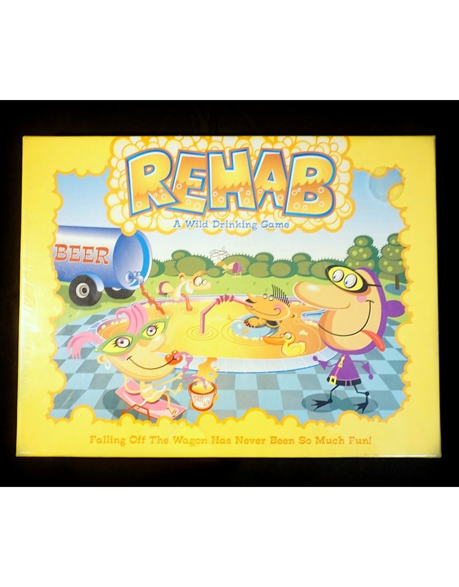 Rehab - A Wild Drinking Game