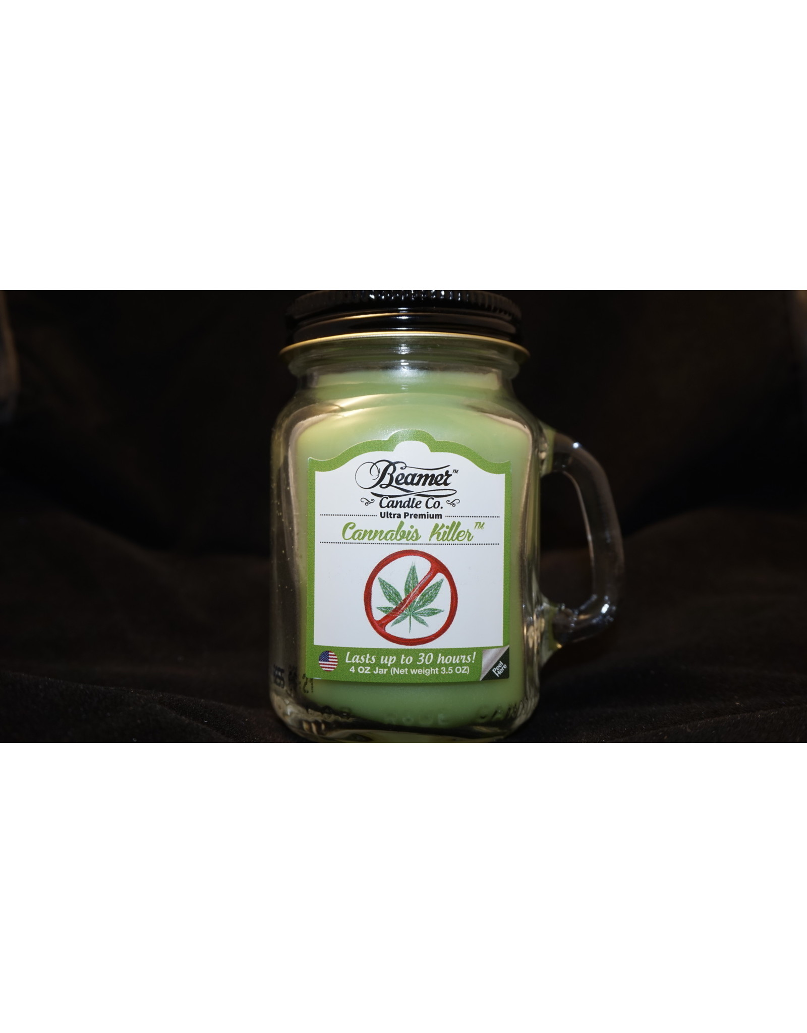Beamer Candle - Cannabis Killer Mini