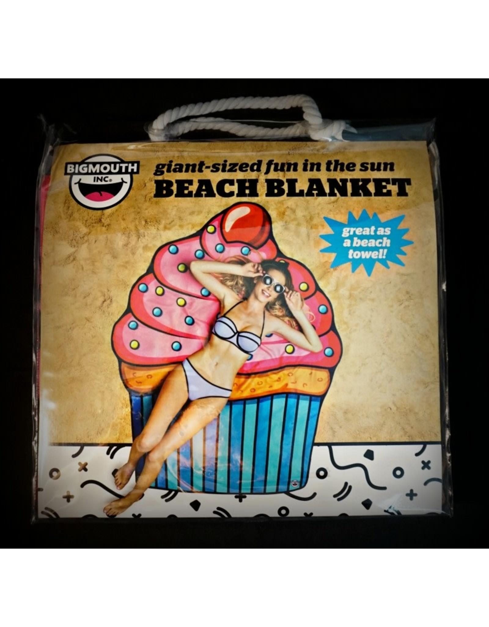 Cupcake Beach Blanket