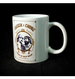 Cheech & Chong Toke It Out Man Mug