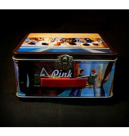 Pink Floyd Back Art Lunch Tin